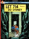 Tintinova dobrodružství 22: Let 714 do Sydney
